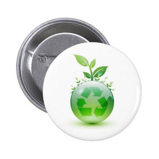 Going Green Button