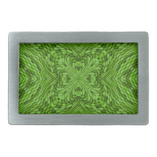 Going Green Colorful Belt Buckle