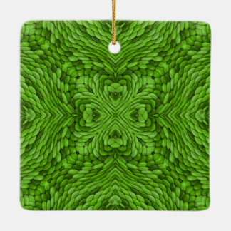 Going Green Colorful Ornaments