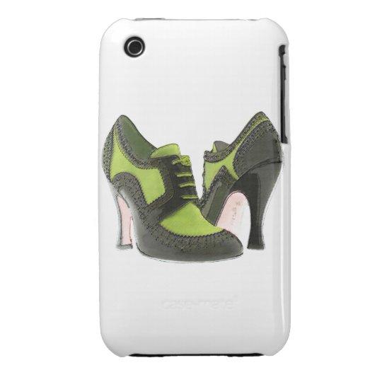 Going Green Heels Case-Mate iPhone 3 Case