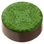 Going Green Kaleidoscope Dipped Oreo® Cookies