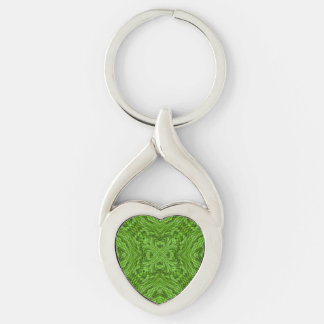 Going Green  Metal Keychains, 4 shapes Keychain