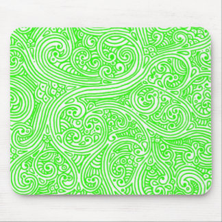 Going Green Mouse Pad