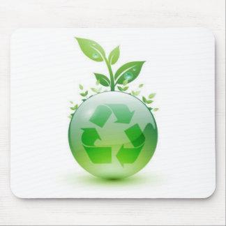Going Green Mousepads