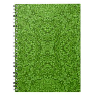 Going Green Notebook