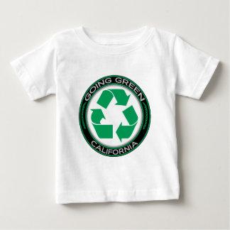 Going Green Recycle California Shirts