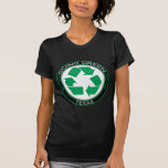 Going Green Recycle Texas T Shirts