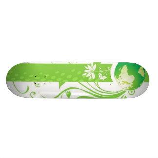 Going Green Skateboard Decks
