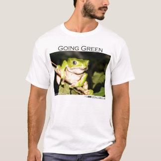 Going green - tree frog T-Shirt
