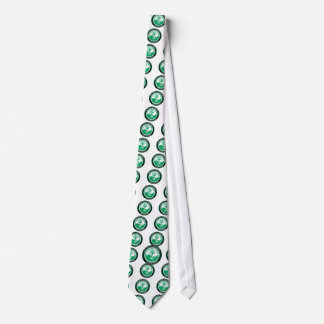 Going Green Tree Tennessee Tie