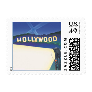 Going Hollywood © Postage Stamp