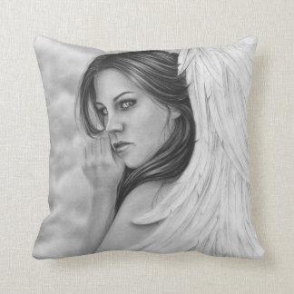 Going Home Angel Pillow