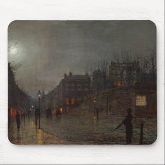 Going Home at Dusk, 1882 Mouse Pad