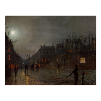 Going Home at Dusk, 1882 Post Cards