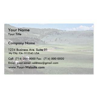 Going Home Business Card Templates