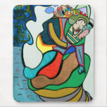 """""""Going Home"""" by Ruchell Alexander Mousepad"""