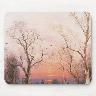 Going Home Mouse Pad