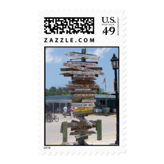 Going Home Postage Stamps