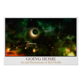 Going Home Poster