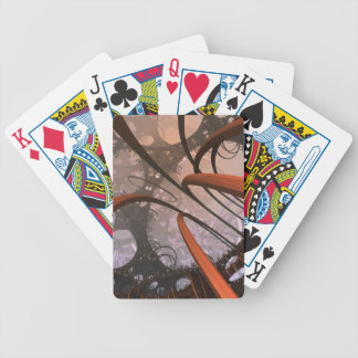 Going in Circles Bicycle Playing Cards