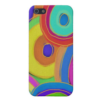 Going in Circles iPhone 5 Case