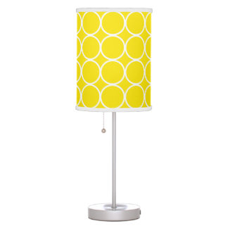 Going in Circles Table Lamp