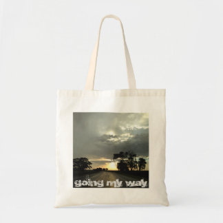 Going my way in Brazil Tote Bag