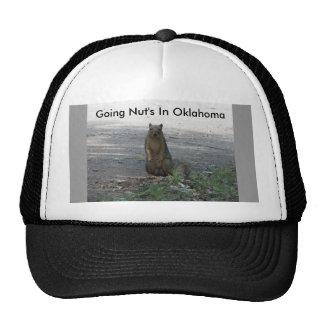 Going Nut's In Oklahoma Trucker Hat