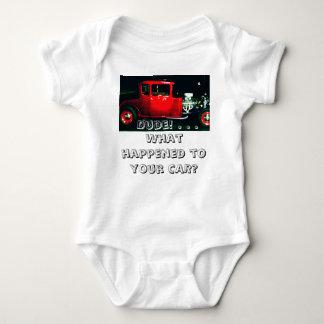 """Going Places"" - CricketDiane Designer Stuff Baby Bodysuit"