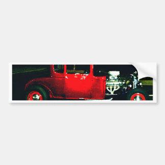 """Going Places"" - CricketDiane Designer Stuff Car Bumper Sticker"