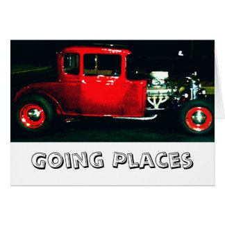 """Going Places"" - CricketDiane Designer Stuff Card"