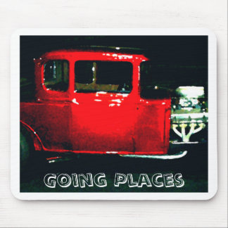 Going Places - CricketDiane Designer Stuff Mouse Pad