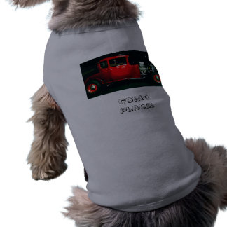 """Going Places"" - CricketDiane Designer Stuff Shirt"