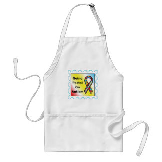 Going Postal on Autism, the sequel Adult Apron