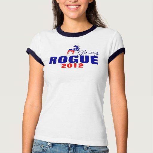 Going Rogue 2012 Tshirt