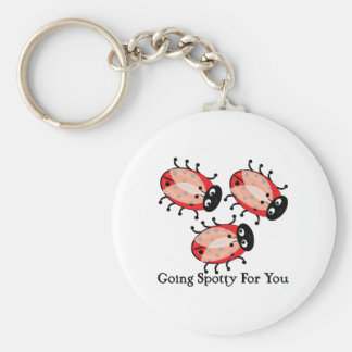 Going Spotty Key Chains