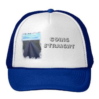 Going Straight Trucker Hat