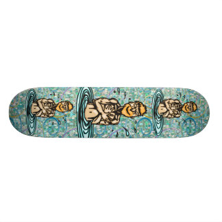 Going Swimming Skateboard