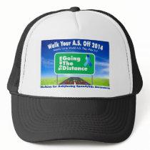 Going The Distance Trucker Hat