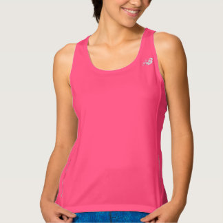 Going Through Hell - New Balance Running Tank Top