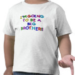 Going to be a Big Brother Tshirts