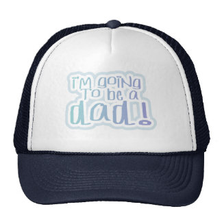 Going to be a Dad Tshirts and Gifts Hat