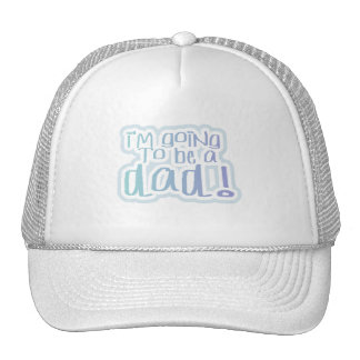 Going to be a Dad Tshirts and Gifts Mesh Hat