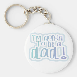 Going to be a Dad Tshirts and Gifts Keychains