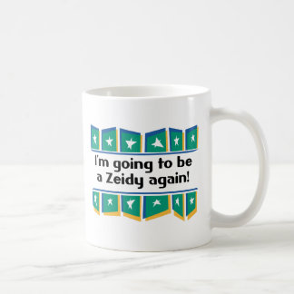 Going to be a Zeidy again! Coffee Mug