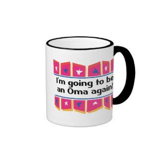 Going to be an Oma again! Coffee Mug