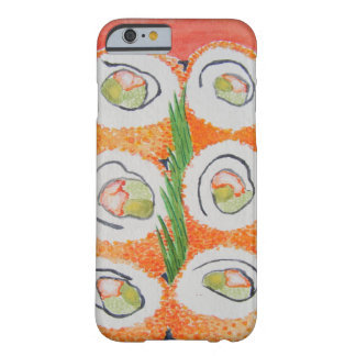 Going to California Roll iPhone 6/6s Case