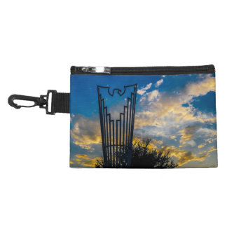 Going to fly and shine accessory bag