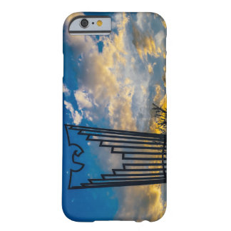 Going to fly and shine barely there iPhone 6 case