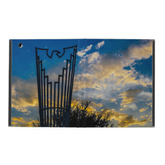 Going to fly and shine iPad case